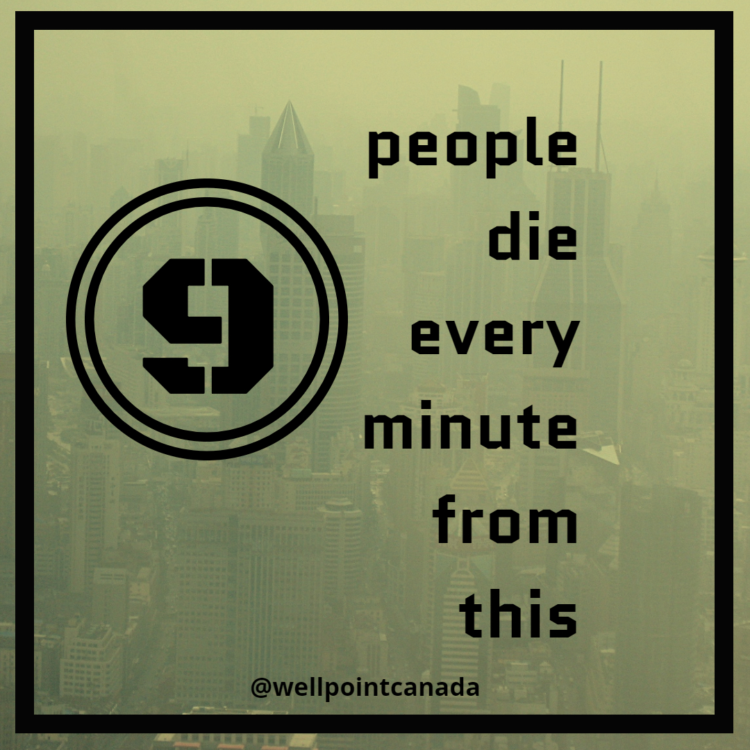 9 PEOPLE DIE EVERY MINUTE FROM THIS