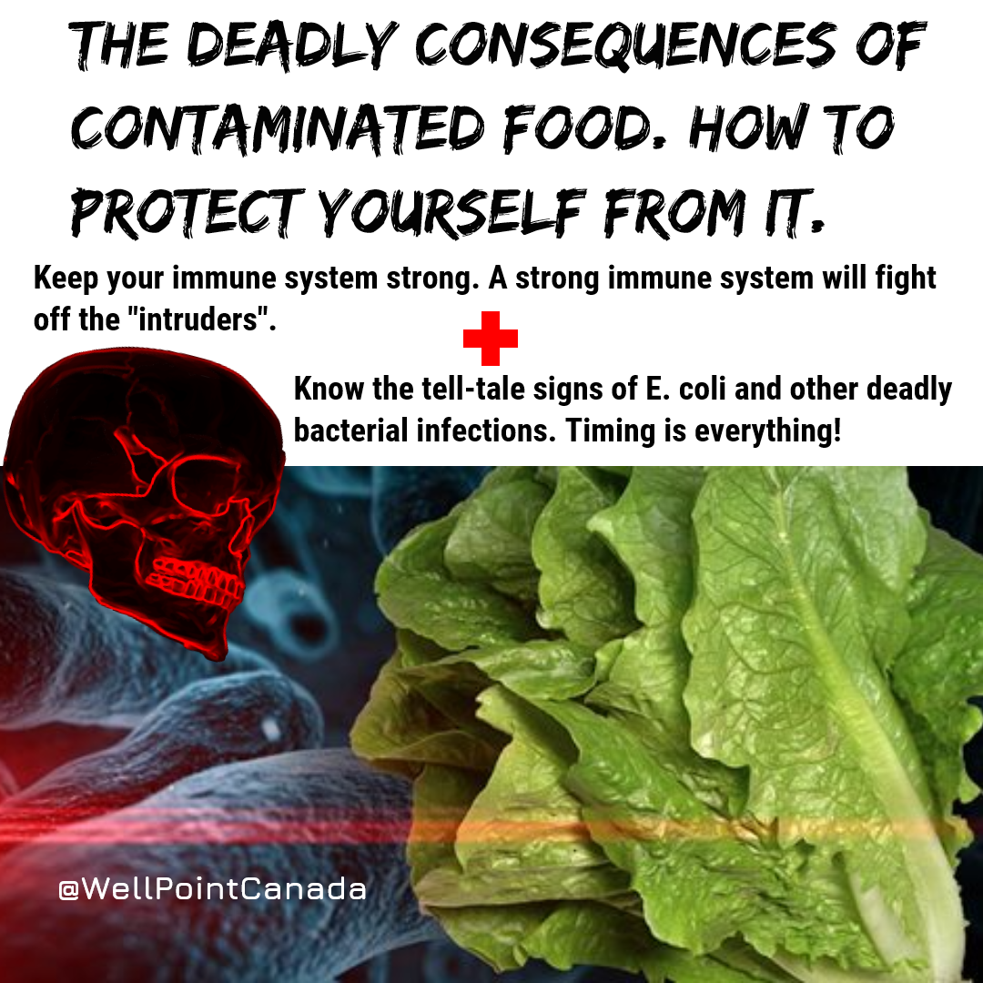 THE DEADLY CONSEQUENCES OF CONTAMINATED FOOD